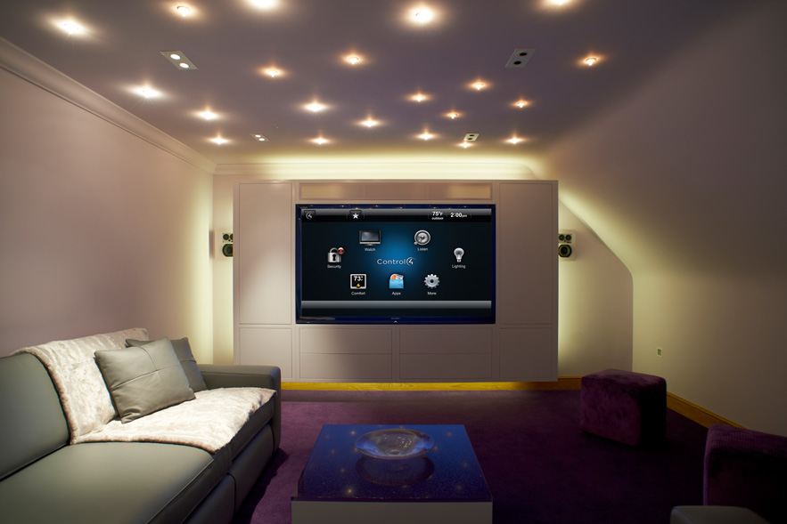 Smart Home Solutions Audio Visual Contracts