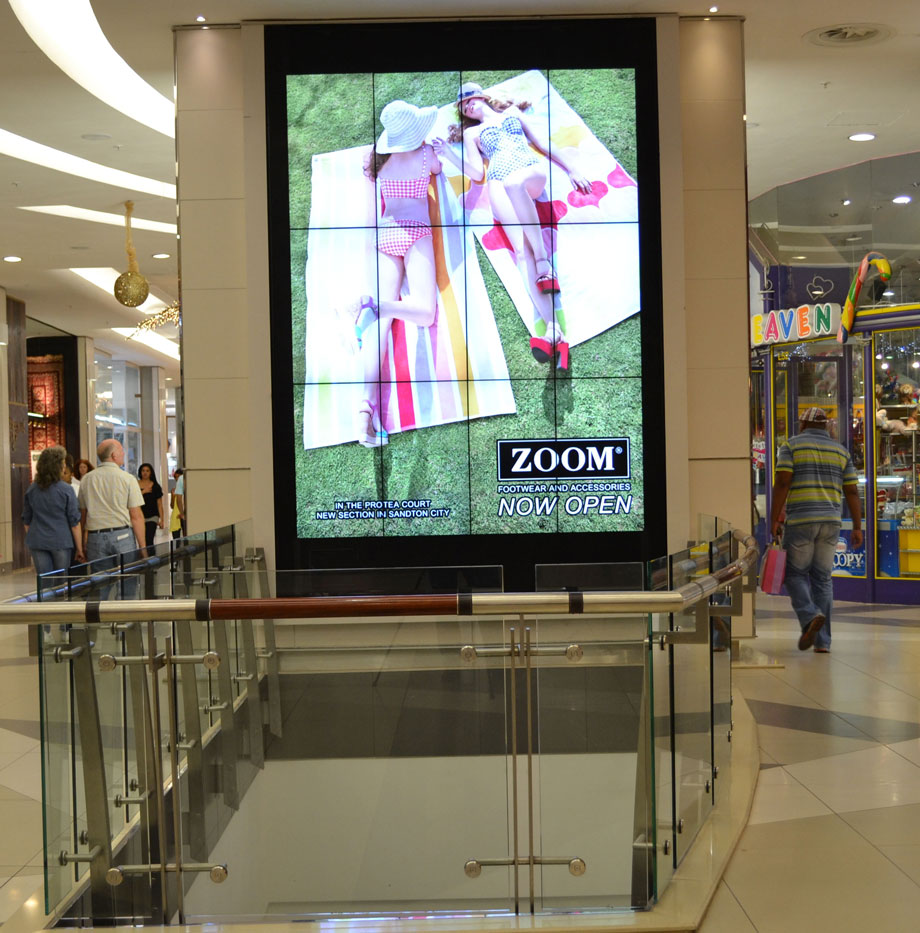 Video Wall / Large Screen Displays - Audio Visual Contracts